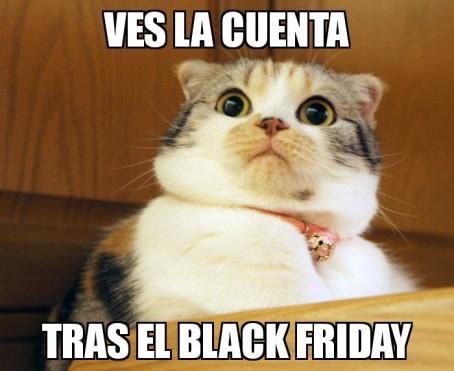 Black Friday memes de animales II