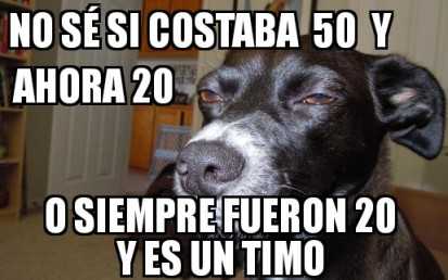 Black Friday memes de animales VI