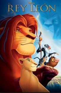 El rey leon - Pelicula de animales
