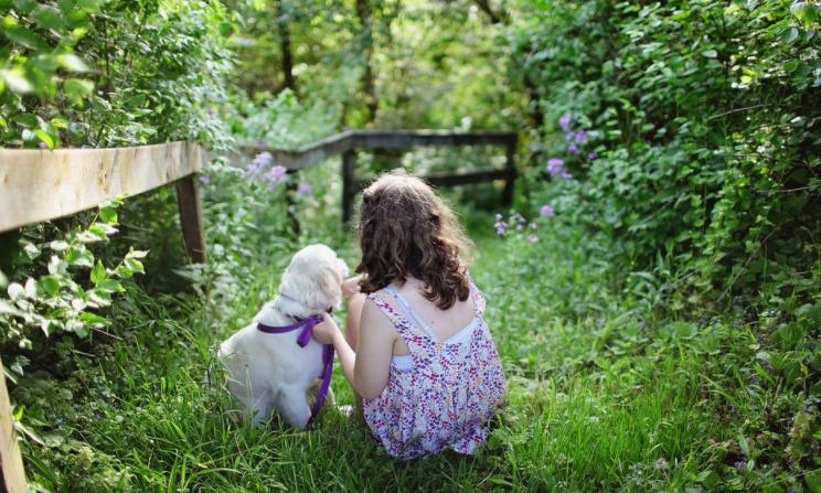 niñas mascotas beneficios
