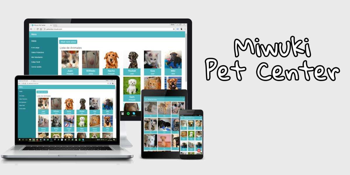 Miwuki: El Tinder para adoptar mascotas