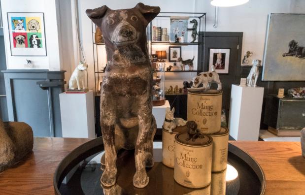 Museo de perros MOB